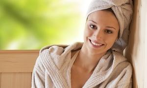 LADIES ONLY: Shampoing détente aux serviettes chaudes de 15 min option coupe et brushing dès 19,99 € au salon de coiffure Ladies Only