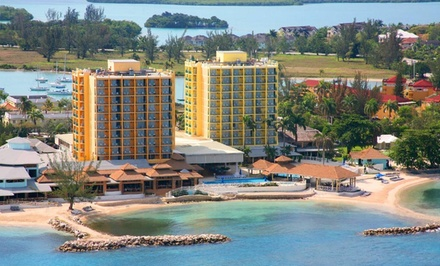 Three-, Four-, or Five-Night All-Inclusive Stay at Sunset Beach Resort & Spa in Montego Bay, Jamaica from Sunset Beach Resort & Spa -