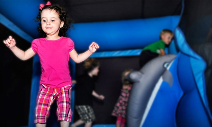 Bounce De Lis - Tall Timbers - Brechtel: Outing for Two with Drinks and Snacks, or Five Outings at Bounce De Lis (Up to 53% Off)