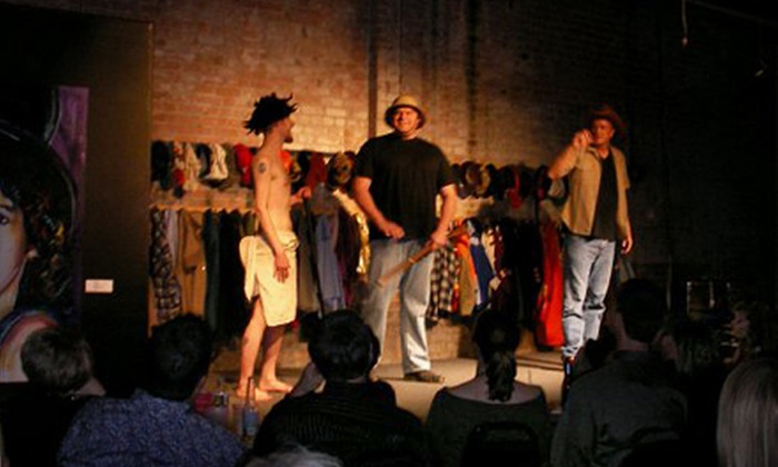 Ad-Libs - Deep Ellum,Downtown,East Dallas: Improv Comedy Show for Two or Four at Ad-Libs (Up to 59% Off)