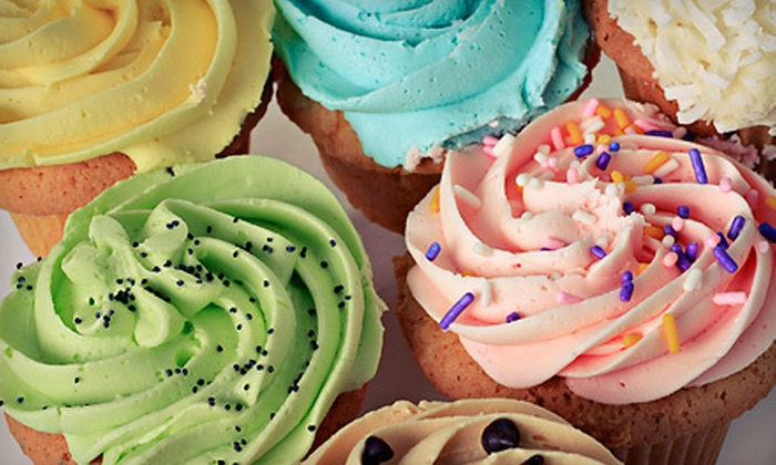 Mia Madison Bakery - University Gardens: One Dozen Cupcakes or $12 for $24 Worth of Baked Goods at Mia Madison Bakery