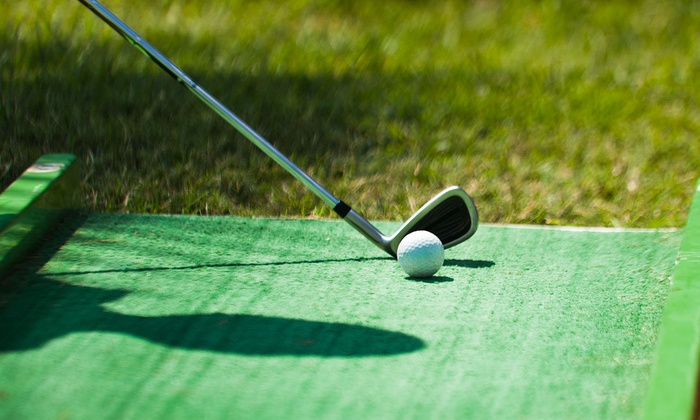 Golf N Gator - Cape Canaveral: 36-Hole Round of Miniature Golf for Two or Four Including Hot Dogs, Chips, and Drinks at Golf N Gator (Up to 50% Off)