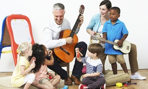 Vienna Music: $150 for 10 Fundamental Music Group Classes for Kids at Vienna Music ($300 Value)