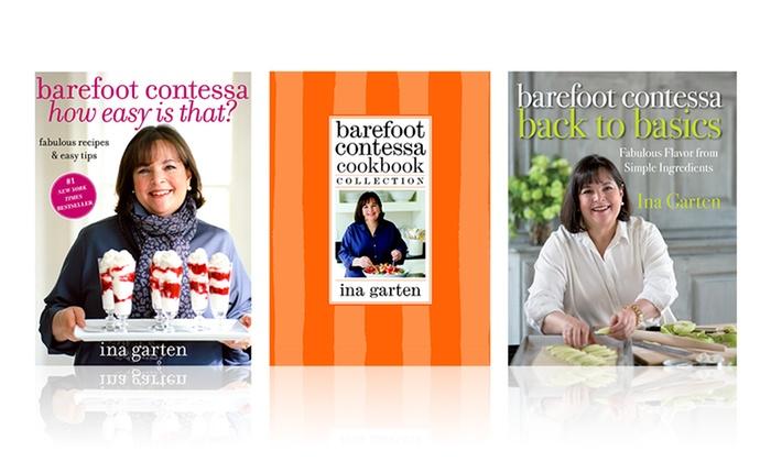 Barefoot Contessa Cookbooks Groupon