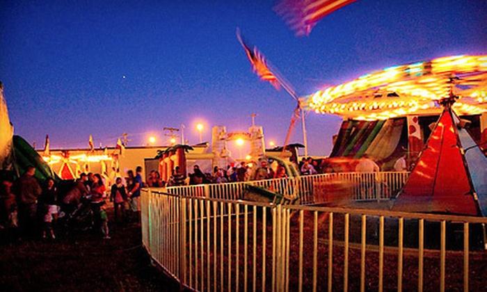 Columbus Italian Festival - Oct 10 11 12: Festival Day for Two or Four to Columbus Italian Festival (Up to Half Off)