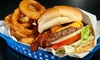 Archie's Giant Hamburgers & Breakfast - University of Nevada: Burgers, Sandwiches, and Breakfast at Archie's Giant Hamburgers & Breakfast (45%  Off). Two Options Available.