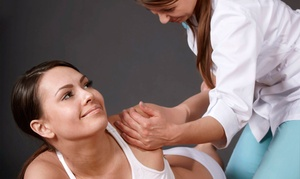 Prestige Chiropractic: $49 for a Chiropractic Package with Massage at Prestige Chiropractic ($250 Value)