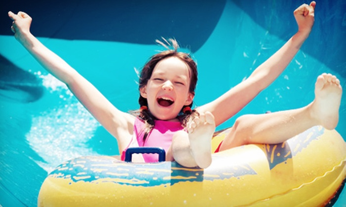 Malibu Water Park - Northeast Harris: Water-Park Outing for Two, Four, or Six at Malibu Water Park (Up to 56% Off)