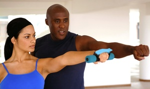 Better U Personal Training: Four or Eight Personal-Training Sessions at Better U Personal Training (Up to 68% Off)