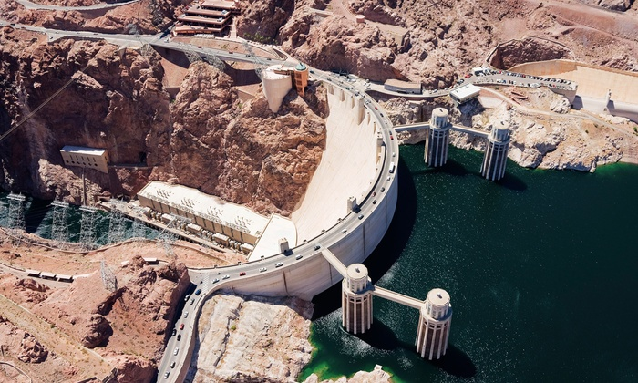 Hoover Dam Tour Company - Grand Canyon Tour & Travel: Hoover Dam Premium Bus Tour for One, Two, or Four from Hoover Dam Tour Company (Up to 47% Off)