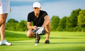 Golf Jacques Laffite Dijon Bourgogne à Norges la Ville: 1 mois d'accès au parcours école 6 trous et 4 h de cours pour 1 ou 2 personnes dès 29,90 € au Golf Jacques Laffite