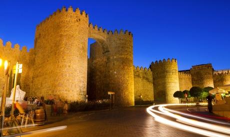Ávila: 1, 2 o 3 noches para 2 con desayuno, late check-out y opción a comida o cena en Hotel Santa Teresa