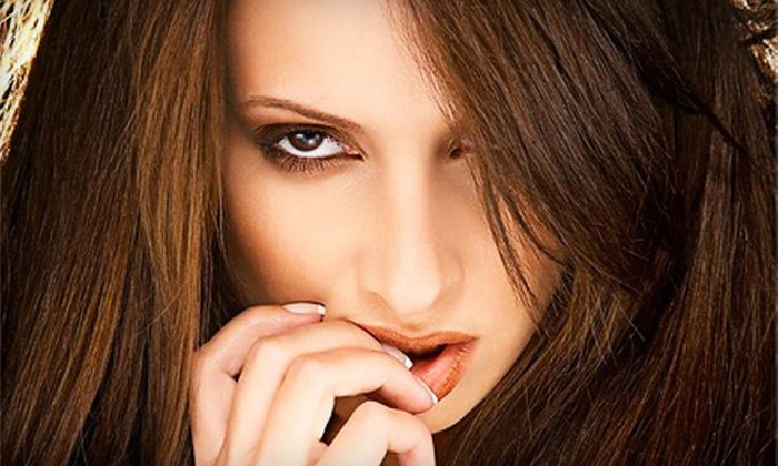 Belong Salon - Sherwood - Tualatin South: Haircut with Deep Conditioning and Optional Full Color or Partial Highlights at Belong Salon (Up to 55% Off)