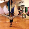 50% Off Pole and Aerial-Yoga Classes