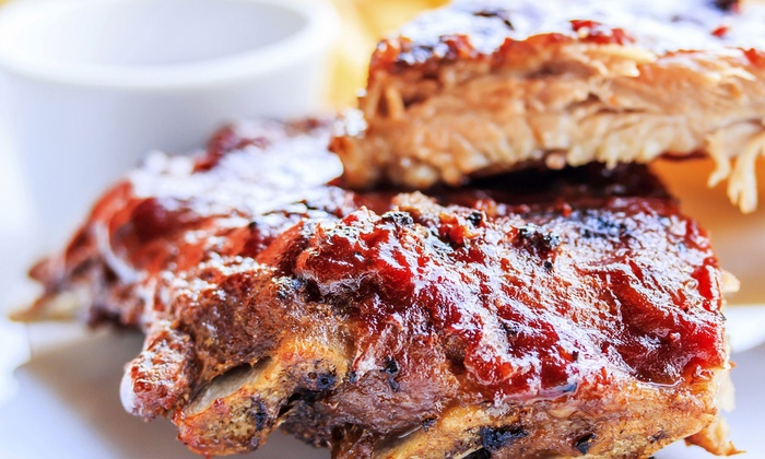 Carmona's BBQ Deli - Watsonville: Barbecue at Carmona's BBQ Deli (50% Off). Two Options Available.