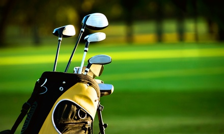 Golf Outing for Two or Four with Range Balls at Whispering Pines Golf & Country Club Resort (Up to 63% Off)