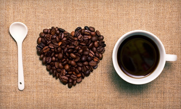 Hot Spots Espresso Company - Lower State: $15 for 10 Coffee Drinks at Hot Spots Espresso Company (Up to $49.50 Value)