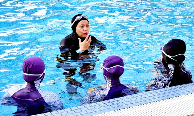 Putrajaya Effective Swimming Academy Basic Swimming