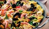 Pepin Restaurante Español - Downtown Scottsdale: Spanish Meal with Entrees, Appetizers, and Sangria for Two or Four at Pepin Restaurante Español in Scottsdale (Up to 57% Off)