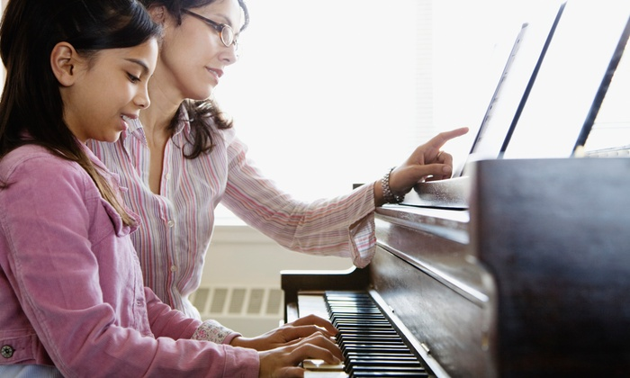 Jed Berman Music - Kensington: Three or Five Piano Lessons from Jed Berman Music (Up to 55% Off)