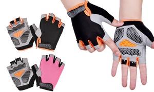 1 ou 2 paires de gants de cyclisme