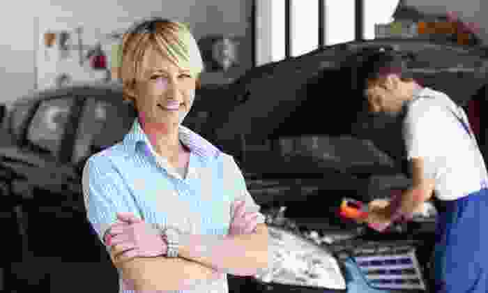 Auto Care Special - Seattle: $33 for Three Oil Changes, Two Tire Rotations, Engine-Light Check, and Inspections from Auto Care Special ($199 Value)