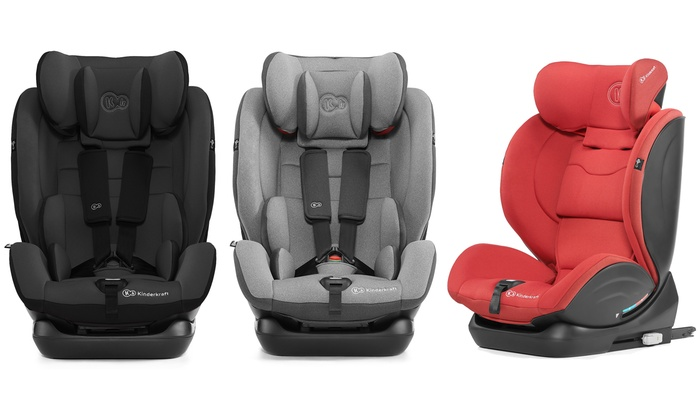 Kinderkraft MYWAY Car Seat with ISOFIX System for Children up to 36kg With Free Delivery