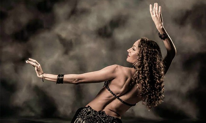 Myryka - Belly Dance Artist at Mijana - Tempe: $48 for a 60-Minute Belly-Dance Lesson For Two From Myryka – Belly Dance Artist at Mijana ($90 Value)