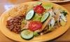 Up to 50% Off Salvadoran Food at La Costa del Sol