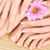 Up to 55% Off Pomegranate and Fig Mani-Pedis