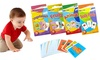 Kids' Educational Vocabulary Learning Cards