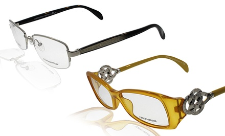 Armani Optical Women's Eyeglass Frames. Multiple Styles Available. Free Returns.