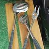 Golf BBQ 3-Piece Grilling Set