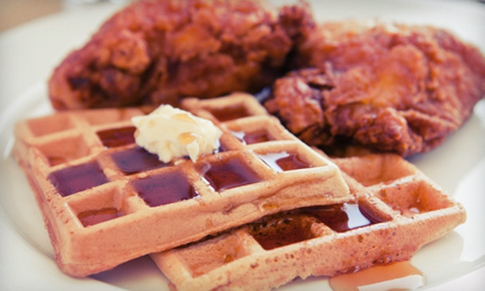 Hattie's Hat - Adams: $15 for $30 Worth of Classic American Food or Breakfast or Lunch for Two with Drinks at Hattie's Hat