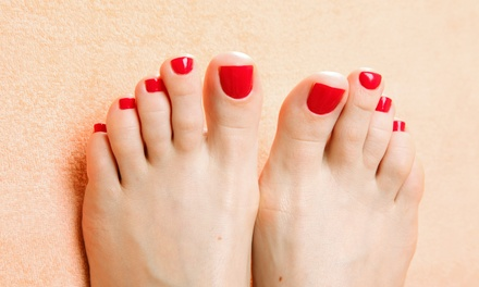 Nail-Fungus Treatment for One or Both Feet at Laser Nail Therapy Clinic (Up to 67% Off)