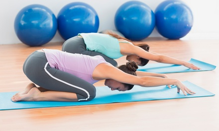 Online Pilates Instructor Course with Online Academies