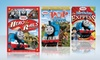 Thomas & Friends DVD 3-Pack