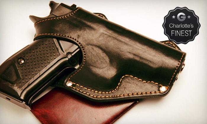 Shot Group - Charlotte: Eight-Hour Concealed-Carry-Handgun Class for One or Two at Shot Group (Up to 65% Off)