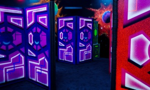 Rocket Kids: One-Day Playground Pass or Three Games of Laser Tag for Four or Six at Rocket Kids (Up to 55% Off)