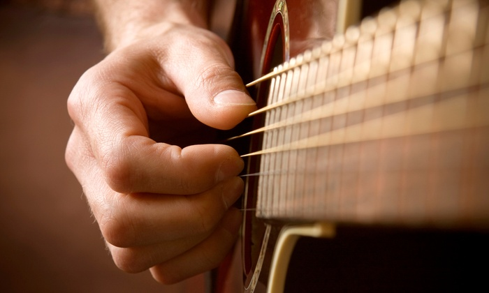 Georgetown Guitar Academy - Washington: Two or Four 30-Minute Guitar Lessons at Georgetown Guitar Academy (Up to 70% Off)