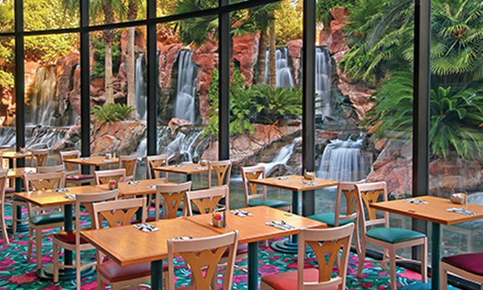 Paradise Garden Buffet - Flamingo Las Vegas: Buffet Lunch or Dinner for Two at Paradise Garden Buffet (Half Off)