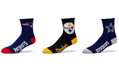 NFL Team Logo Unisex Crew Socks