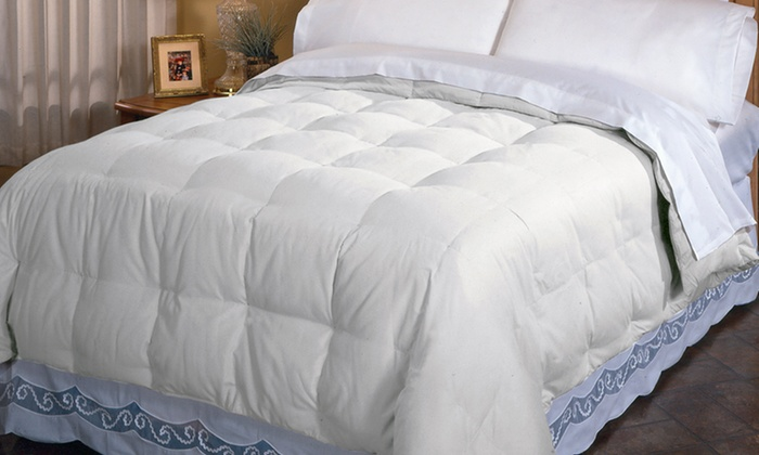 All Season Down-Alternative Comforter: All Season Down-Alternative Comforter. Multiple Styles Available. Free Returns.
