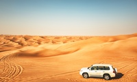 Desert Safari with Dune Bashing and Barbecue with World Wide Tourism & Holiday