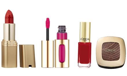 L'Oréal Color Riche Four-Piece Set