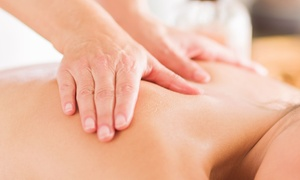 VM Body and Health: 60-Minute Body Toning and Rejuvenation Massage or a 75-Minute Head-to-Toe Massage at VM Body and Health (Up to 54% Off)