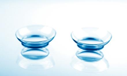 Lenti a contatto Optyal o liquido, in varie opzioni da 8,99 € (fino a 46% di sconto)