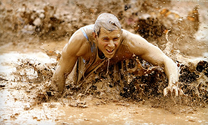 Rugged Maniac 5K Obstacle Race - Portland International Raceway: $34 for Rugged Maniac 5K Obstacle Race on Saturday, June 1, at Portland International Raceway (Up to $68 Value)