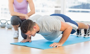 Gymnasia Fitness Center: $49 for a Personal-Training Session and One-Month Gym Membership at Gymnasia Fitness Center ($150 Value)