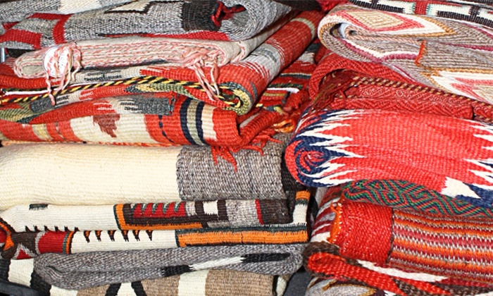 """Tubac Center of the Arts - Tubac: """"Woven Nation"""" and """"Under the Desert Stars"""" at Tubac Center of the Arts (Up to 50% Off)."""
